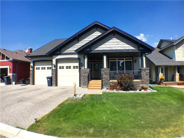 622 Hamptons Place SE, High River, AB T1V 0A9 (#C4150258) :: Canmore & Banff