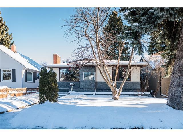 3406 13A Street SW, Calgary, AB T2T 3S5 (#C4150276) :: The Cliff Stevenson Group