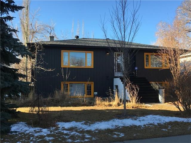 2347 23 Street NW, Calgary, AB T2M 3Y1 (#C4150349) :: The Cliff Stevenson Group