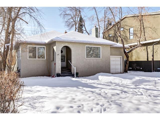 115 Roxboro Road SW, Calgary, AB T2S 0P9 (#C4150389) :: The Cliff Stevenson Group