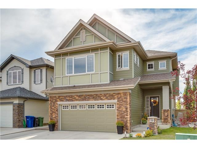19 Cimarron Springs Road, Okotoks, AB T1S 0A7 (#C4150465) :: The Cliff Stevenson Group
