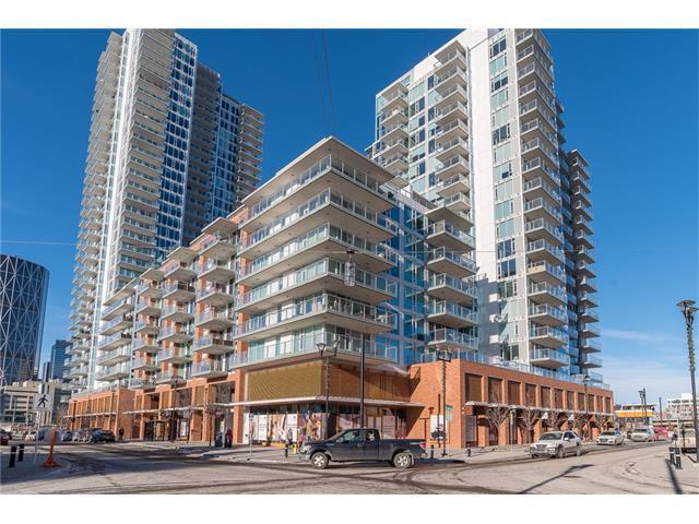 560 6 Avenue SE #502, Calgary, AB T2G 1K7 (#C4150561) :: The Cliff Stevenson Group