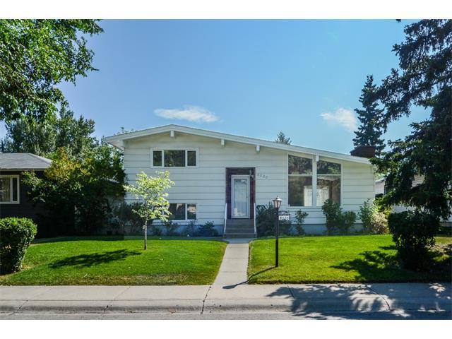8220 Churchill Drive SW, Calgary, AB T2V 2S6 (#C4150577) :: The Cliff Stevenson Group