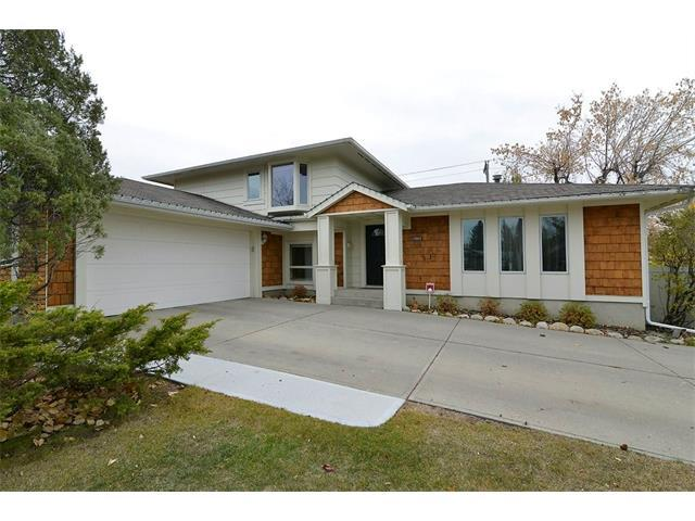 13923 Parkland Boulevard SE, Calgary, AB T2J 3Y1 (#C4155587) :: The Cliff Stevenson Group