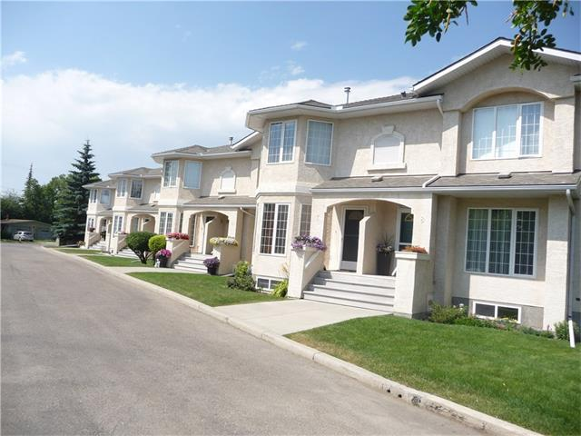 120 Ross Avenue #3, Cochrane, AB T4C 2E5 (#C4160776) :: Redline Real Estate Group Inc