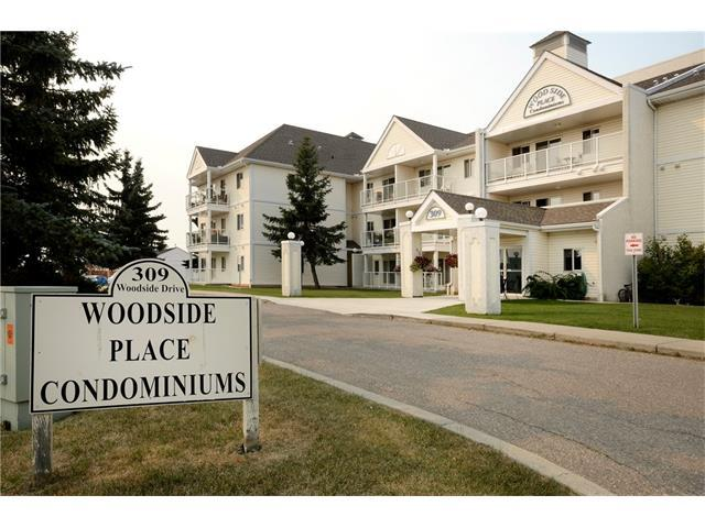 309 Woodside Drive NW #209, Airdrie, AB T4B 2E7 (#C4160799) :: Redline Real Estate Group Inc