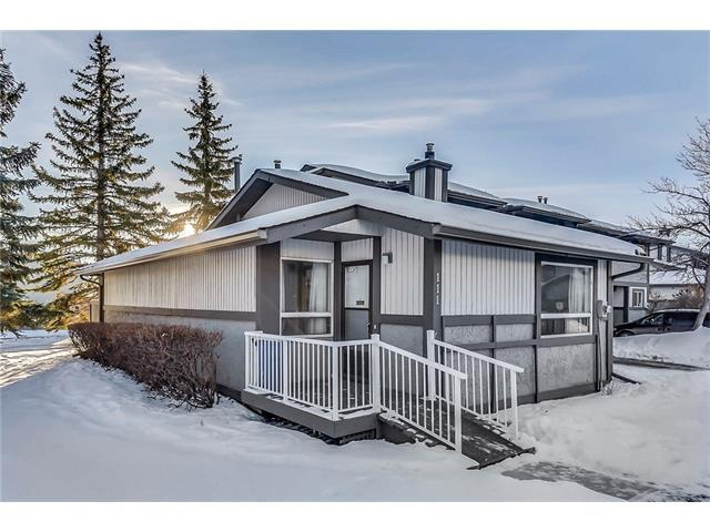 7172 Coach Hill Road SW #111, Calgary, AB T3H 1C8 (#C4160926) :: The Cliff Stevenson Group
