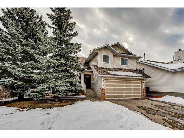 173 Macewan Ridge Circle NW, Calgary, AB T3K 3W3 (#C4160984) :: The Cliff Stevenson Group