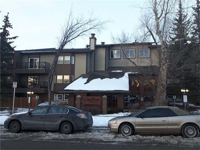 550 Westwood Drive SW #320, Calgary, AB T3C 3T9 (#C4160994) :: The Cliff Stevenson Group