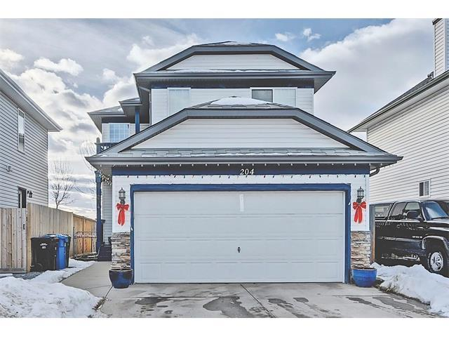 204 Harvest Rose Circle NE, Calgary, AB T3K 4M7 (#C4161029) :: The Cliff Stevenson Group