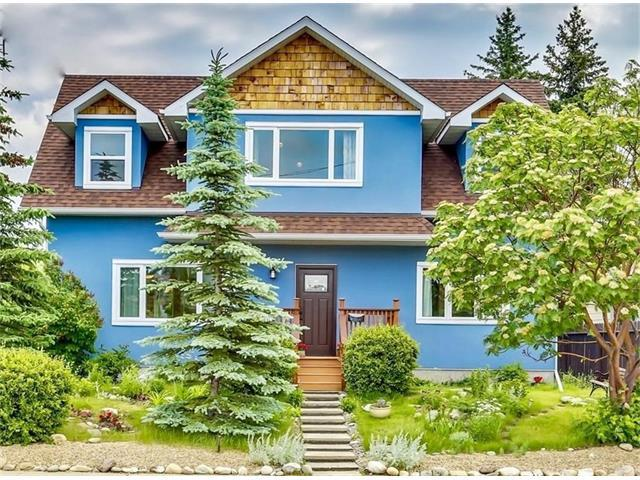 4936 Worcester Drive SW, Calgary, AB T3C 3L6 (#C4161047) :: The Cliff Stevenson Group