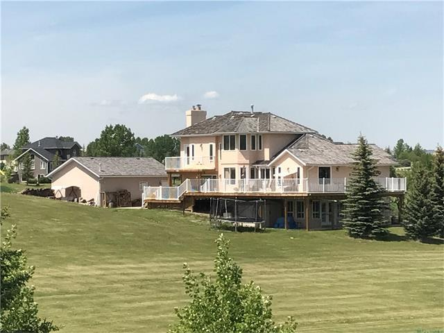 11 Country Lane Drive, Rural Rocky View County, AB T3Z 1J5 (#C4161072) :: Canmore & Banff