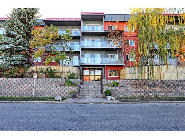 335 Garry Crescent NE #114, Calgary, AB T2K 5X1 (#C4161092) :: The Cliff Stevenson Group