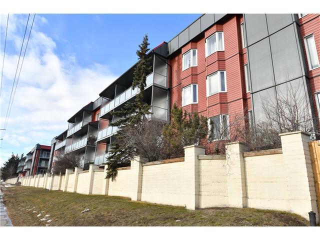 333 Garry Crescent NE #203, Calgary, AB T2K 5W9 (#C4161159) :: The Cliff Stevenson Group