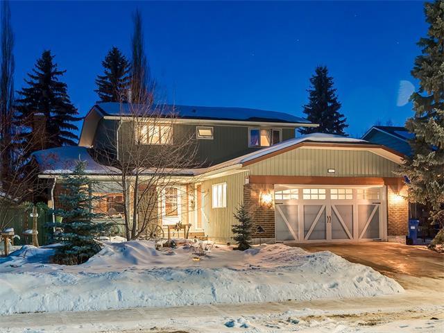 2336 Deer Side Drive SE, Calgary, AB T2J 5L7 (#C4161160) :: The Cliff Stevenson Group