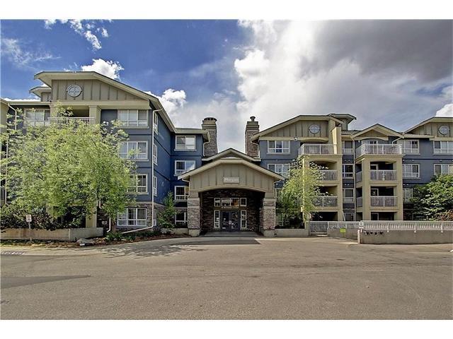 35 Richard Court SW #441, Calgary, AB T3E 7N2 (#C4161166) :: The Cliff Stevenson Group
