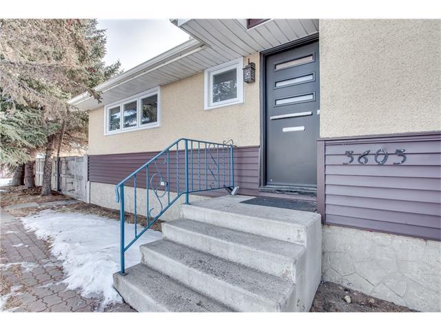 3603 19 Avenue SE, Calgary, AB T2B 0A8 (#C4161226) :: Canmore & Banff