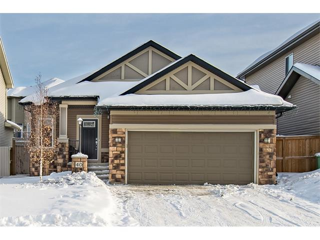 40 Cimarron Springs Road, Okotoks, AB T1S 0J3 (#C4161321) :: The Cliff Stevenson Group