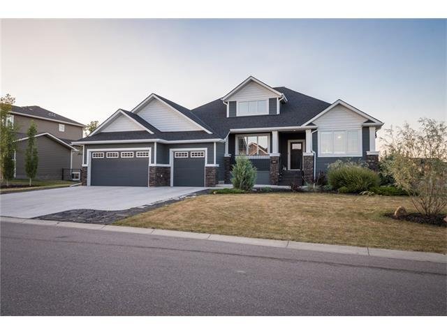 503 Montclair Place, Rural Rocky View County, AB T4C 0A8 (#C4161330) :: The Cliff Stevenson Group