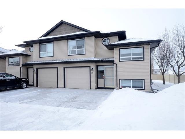 103 Fairways Drive NW #38, Airdrie, AB T4B 2Y5 (#C4161334) :: The Cliff Stevenson Group