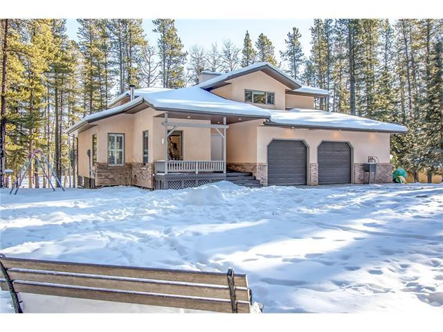 38 Elk Valley Crescent, Rural Rocky View County, AB T0L 0K0 (#C4161336) :: The Cliff Stevenson Group