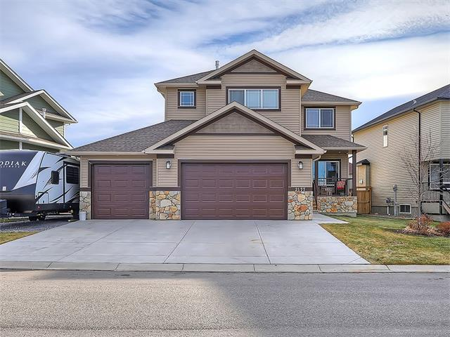 2177 High Country Rise NW, High River, AB T1V 0E2 (#C4161375) :: The Cliff Stevenson Group