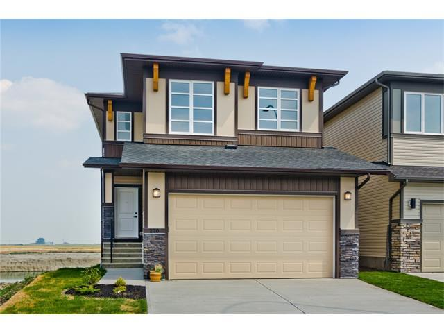 270 Cornerstone Manor NE, Calgary, AB T3N 1H4 (#C4161455) :: The Cliff Stevenson Group