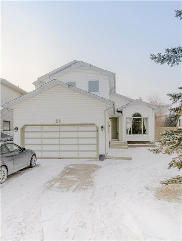 20 Macewan Ridge Close NW, Calgary, AB T3K 3A7 (#C4161463) :: The Cliff Stevenson Group
