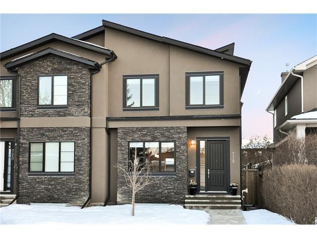 718 33 Street NW, Calgary, AB T2N 2W6 (#C4161520) :: The Cliff Stevenson Group