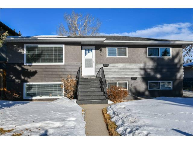 34 Rossdale Road SW, Calgary, AB T3C 2P2 (#C4161546) :: Your Calgary Real Estate