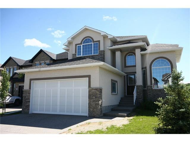 99 West Pointe Manor, Cochrane, AB T4C 1C2 (#C4161550) :: Redline Real Estate Group Inc