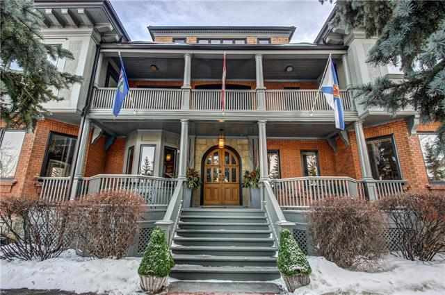 717 Royal Avenue SW, Calgary, AB T2S 0G3 (#C4161593) :: Canmore & Banff