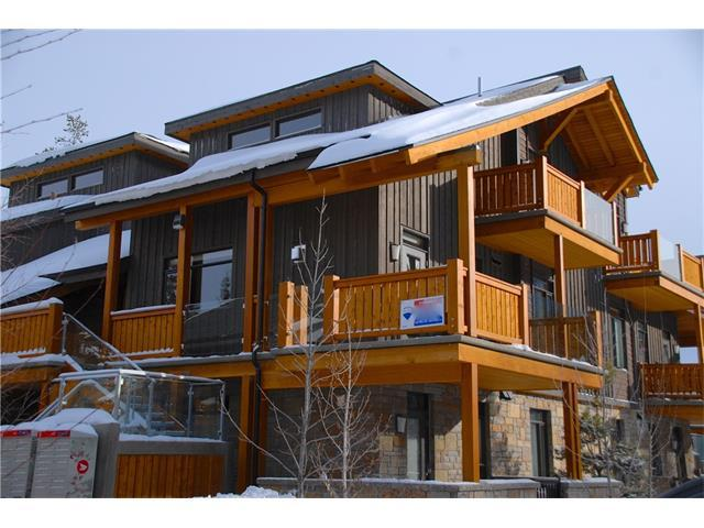 3000B Stewart Creek Drive #201, Canmore, AB T1W 1L5 (#C4161658) :: Canmore & Banff