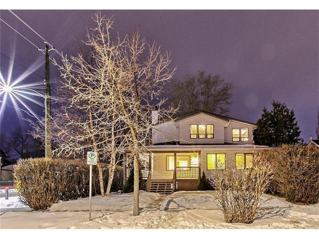 1403 6 Street NW, Calgary, AB T2M 3E7 (#C4161666) :: The Cliff Stevenson Group
