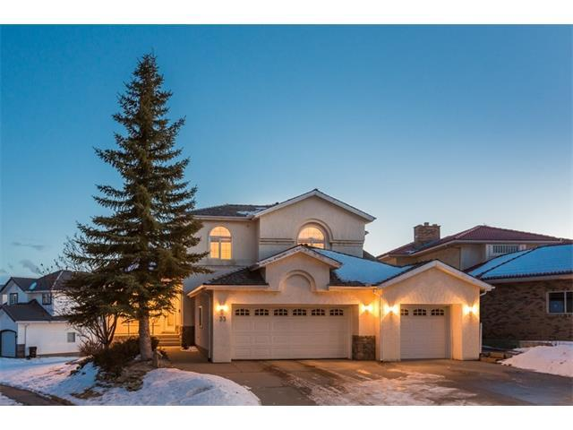 33 Hawkside Road NW, Calgary, AB T3G 3K9 (#C4161694) :: Your Calgary Real Estate