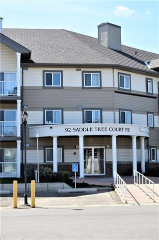 92 Saddletree Court NE #216, Calgary, AB T3J 0K9 (#C4161739) :: Redline Real Estate Group Inc
