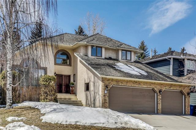 74 Shawnee Crescent SW, Calgary, AB T2Y 1W2 (#C4161769) :: The Cliff Stevenson Group
