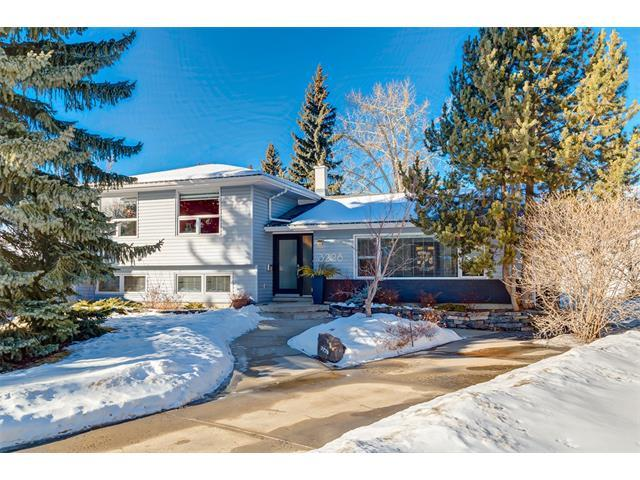 3228 Uplands Place NW, Calgary, AB T2N 4H1 (#C4161819) :: Redline Real Estate Group Inc