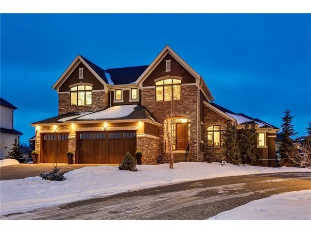 224 Waterside Court, Rural Rocky View County, AB T2L 0C9 (#C4161921) :: The Cliff Stevenson Group