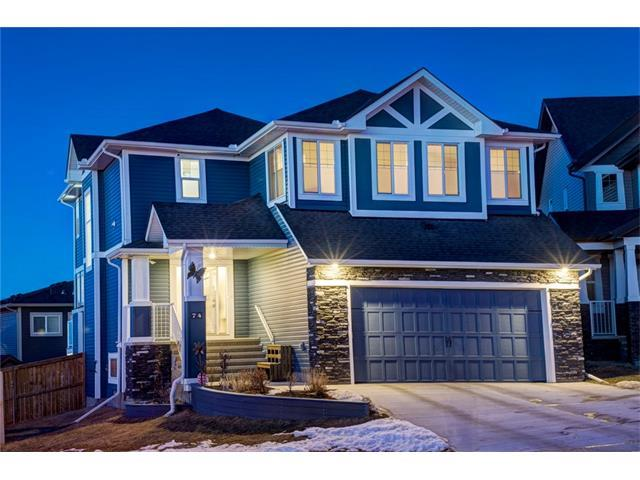 74 Hillcrest Terrace SW, Airdrie, AB T4B 2R9 (#C4161935) :: Redline Real Estate Group Inc