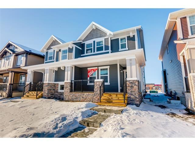 113 Midtown Court SW, Airdrie, AB T4B 4E4 (#C4161972) :: Canmore & Banff