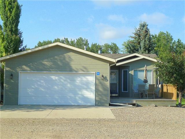 658 Lakeside Drive, Rural Vulcan County, AB T0L 0R0 (#C4162025) :: The Cliff Stevenson Group
