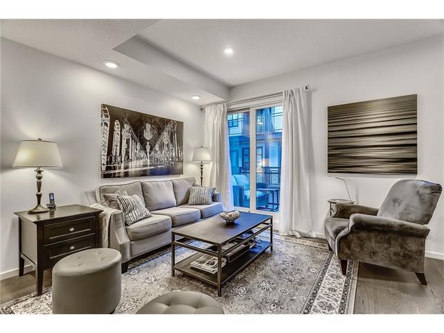 1719 9A Street SW #137, Calgary, AB T2T 6S3 (#C4162043) :: Canmore & Banff