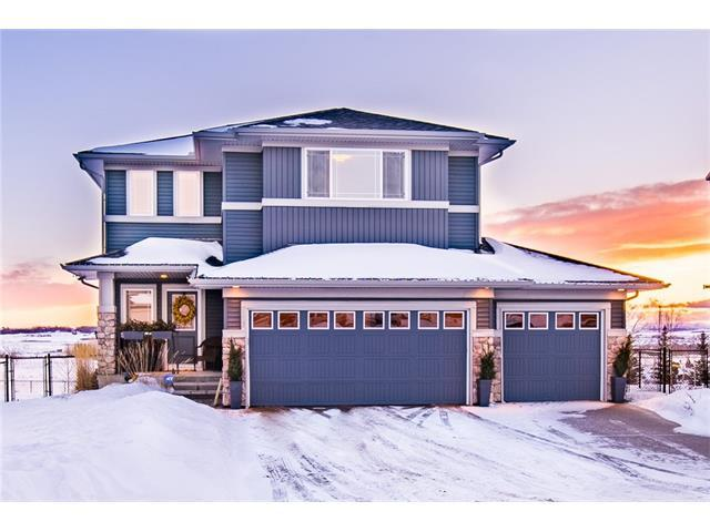152 Drake Landing Terrace, Okotoks, AB T1S 0H1 (#C4162145) :: The Cliff Stevenson Group
