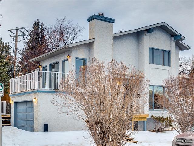 2607 24 Street NW, Calgary, AB T2M 3Y9 (#C4162188) :: The Cliff Stevenson Group