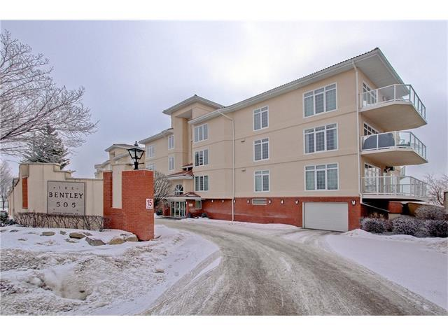 505 Canyon Meadows Drive SW #103, Calgary, AB T2W 5V9 (#C4162204) :: Redline Real Estate Group Inc