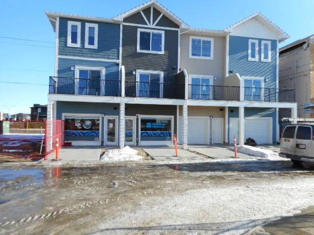 506 Canals Crossing Crossing SW #303, Airdrie, AB T4B 3K4 (#C4162213) :: Your Calgary Real Estate