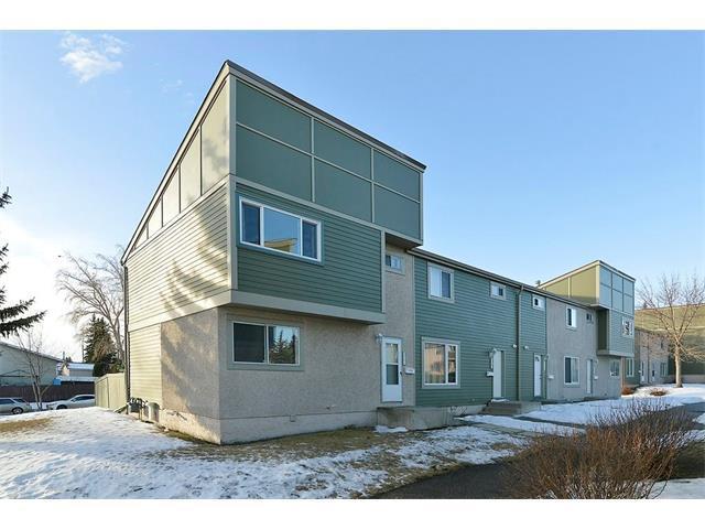 406 Blackthorn Road NE #408, Calgary, AB T2K 1K5 (#C4162238) :: The Cliff Stevenson Group