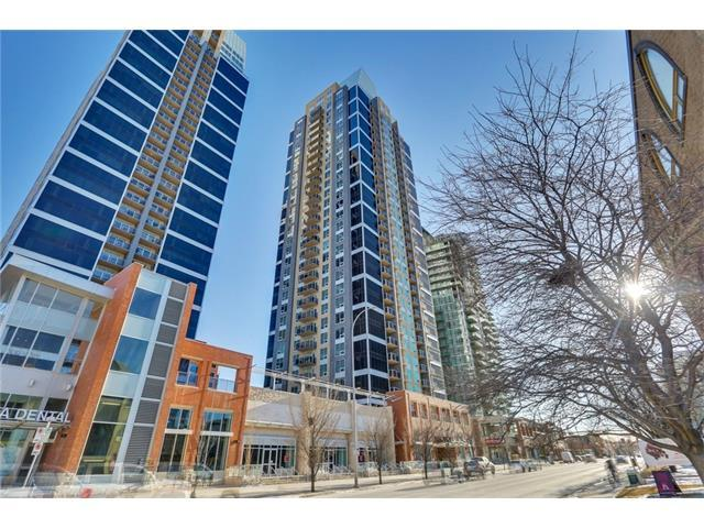 1320 1 Street SE #2809, Calgary, AB T2G 0G8 (#C4162255) :: Your Calgary Real Estate