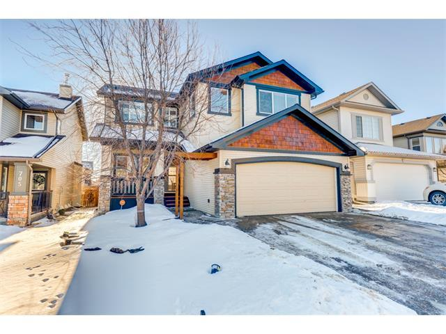 709 Fairways Green Nw, Airdrie, AB T4B 3E3 (#C4162279) :: The Cliff Stevenson Group